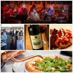 Food Truck Friday at Wooden Valley Winery