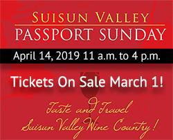 Suisun Valley Passport Sunday 2019