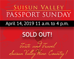Suisun Valley Passport Sunday 2019