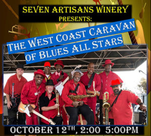 The West Coast Caravan of Blues All Stars