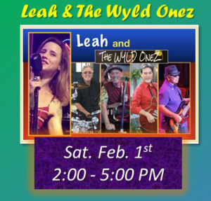 Leah & The Wyld Onez