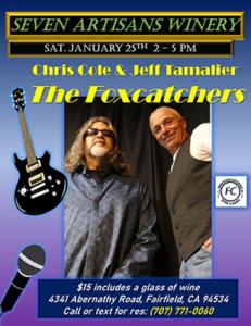The Foxcatchers