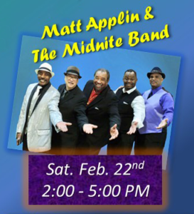 Matt Applin & The Midnite Band